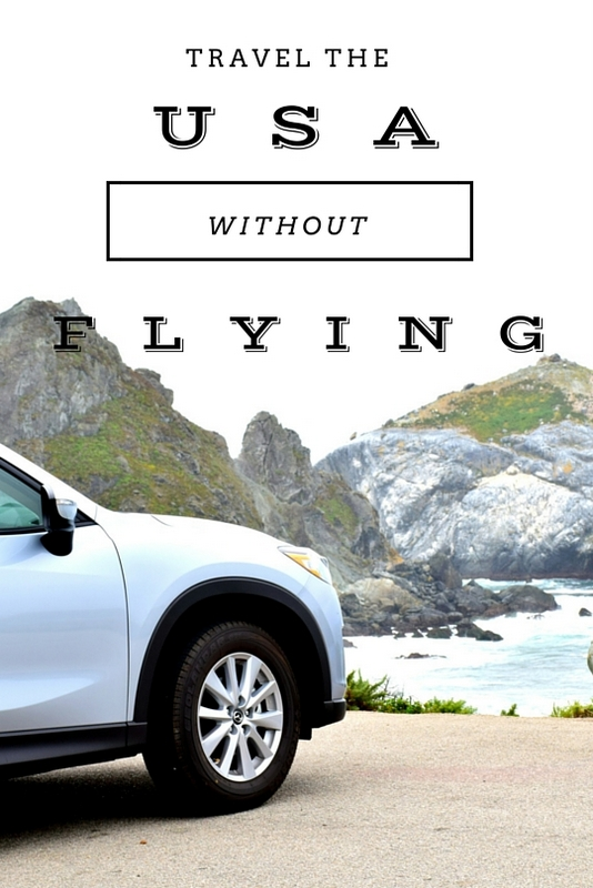 There are many other methods of transportation for making your way across the USA which you may find more appealing than flying.