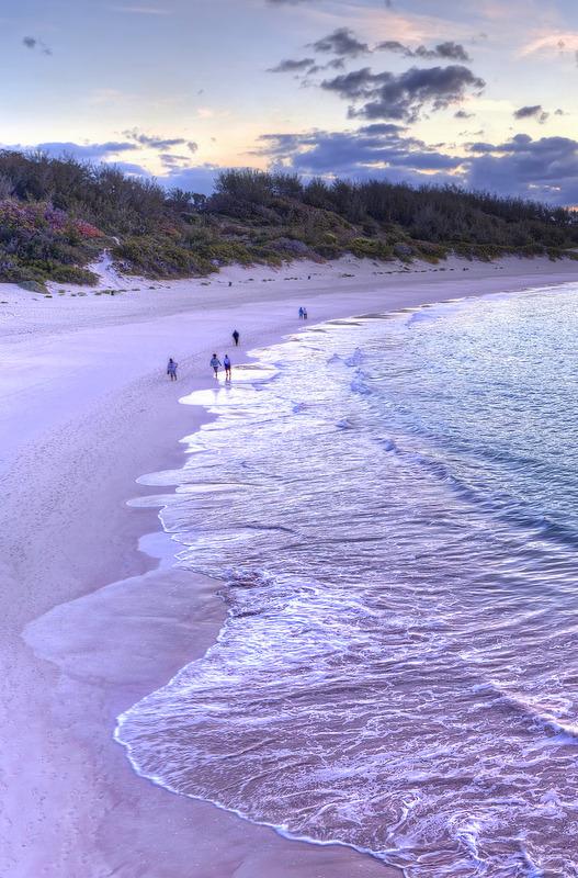 Horseshoe Bay, Bermuda.