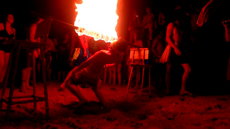 Full Moon Party Thailand.