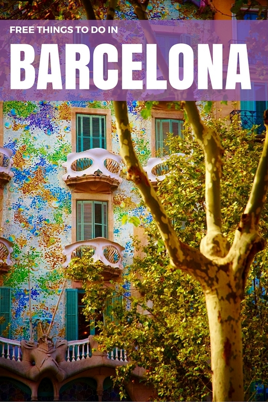 Visiting Barcelona and exploring all it has to offer doesn't have to be expensive. With these top freebies, you'll never be short of something to do without breaking the bank.
