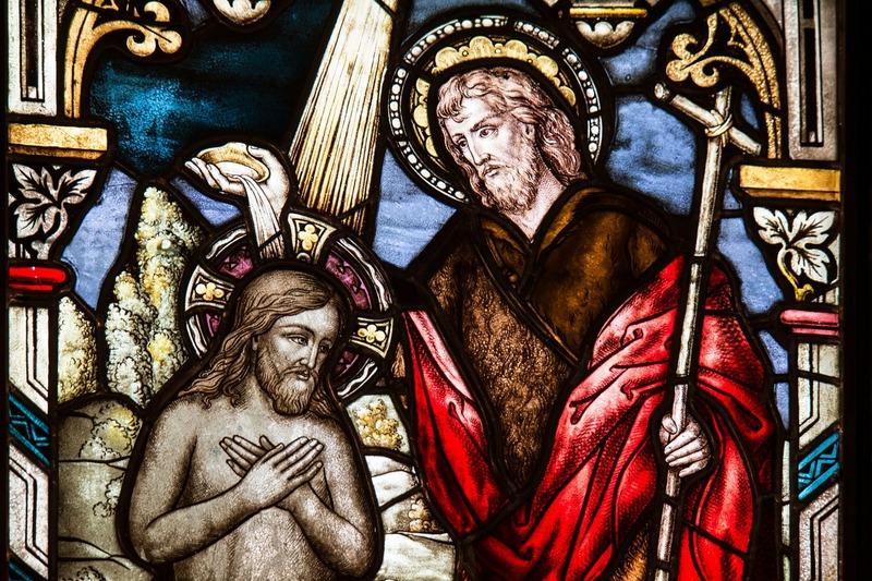 Church window Christian