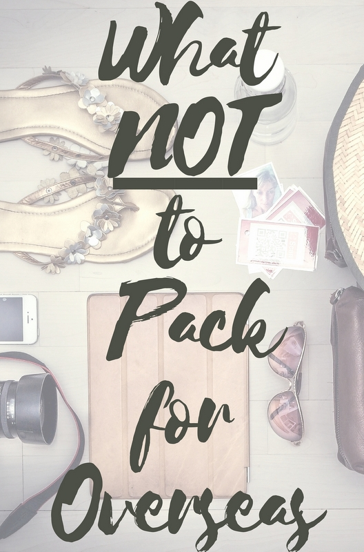 There's no greater burden to a traveler than having too much luggage. So keep in mind that the following are 10 items you'll never need.
