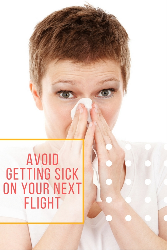 Forget snakes on a plane. Worry about the germs. Click through for tips on how to avoid getting sick on your next flight.