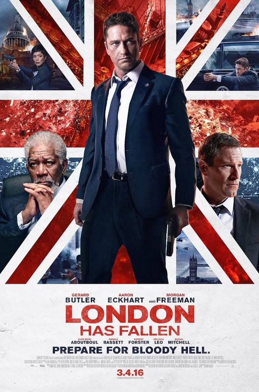 Often providing the setting for big movie productions, London certainly has been popular as a destination for both British and Hollywood films over the years.