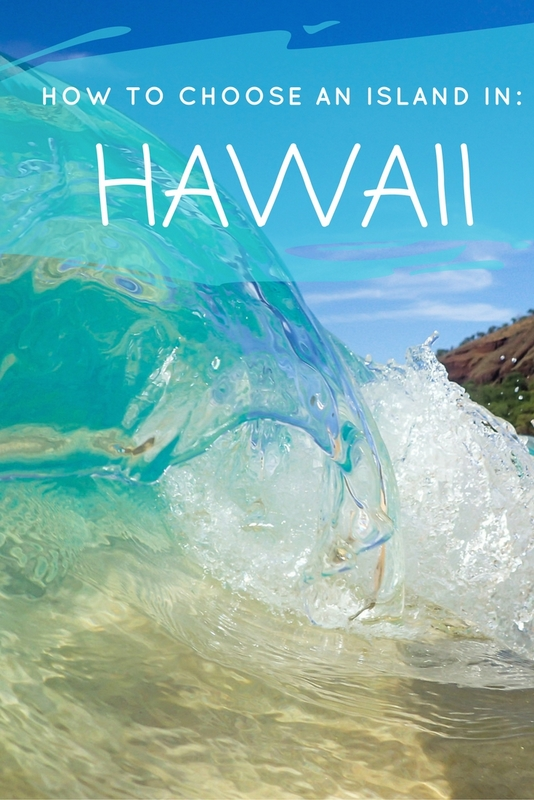 The following tips will help you choose the right island for your trip to Hawaii.