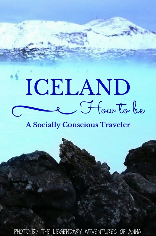 How to Be a Socially Conscious Traveler in Iceland