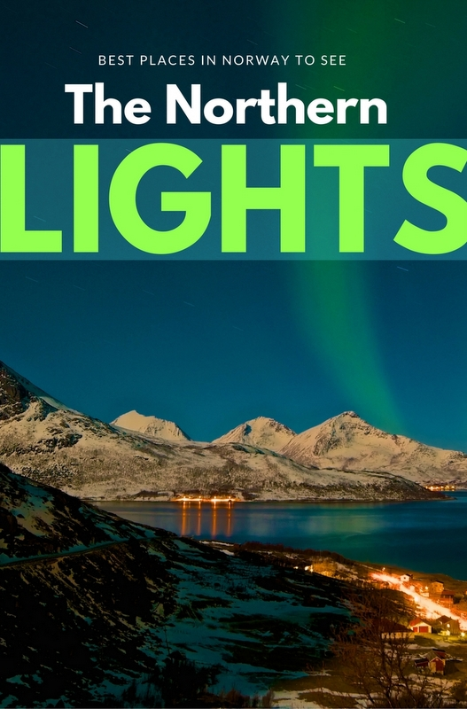 Located in the far-northern latitudes, Norway is a popular country for witnessing the Northern Lights.