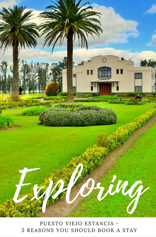 Puesto Viejo is both an estancia and modern polo club, and no trip to Argentina is complete without this experience.