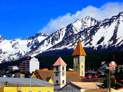 Ushuaia is the most southernmost city in the world, the capital of Tierra del Fuego and the starting point for many Antarctic voyages.