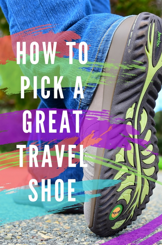 How to Pick the Best Travel Shoes: Make Sure They Have All ...
