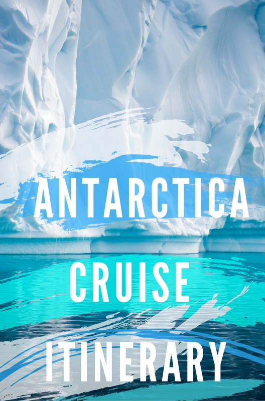 Around 30,000 travelers visit Antarctica each year. And we're ridiculously excited to announce that next year, we will be too!