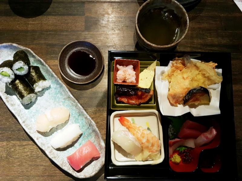 Sushi Japan, Downtown Osaka