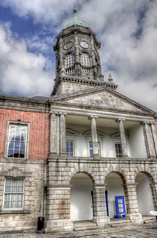 Since its foundation in 1204 Dublin Castle has been at the heart of the history and evolution of the city.