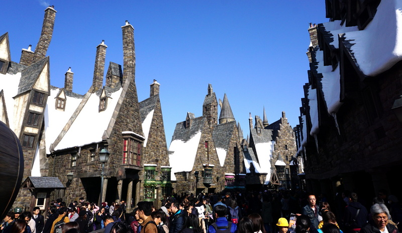 The Wizarding World of Harry Potter at USJ