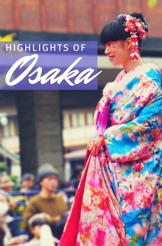 While Tokyo is popular among big city tourists, Osaka holds a charm that can't be denied. Here is our list of highlights and attractions you shouldn't miss!