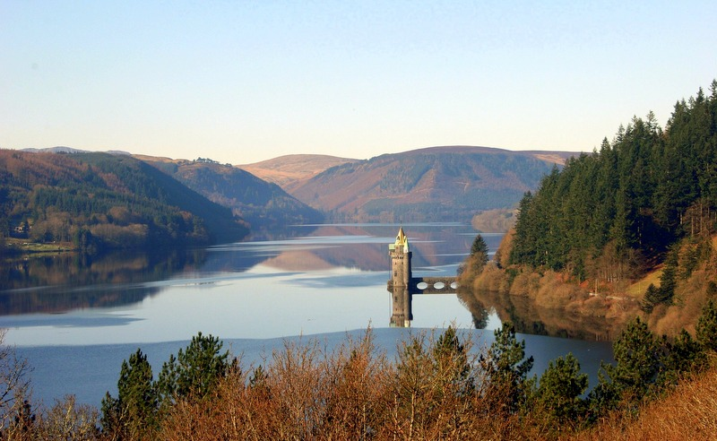 If you're a history buff, Wales has over 400 castles to view.