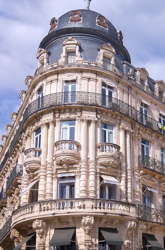 Montpellier, Languedoc