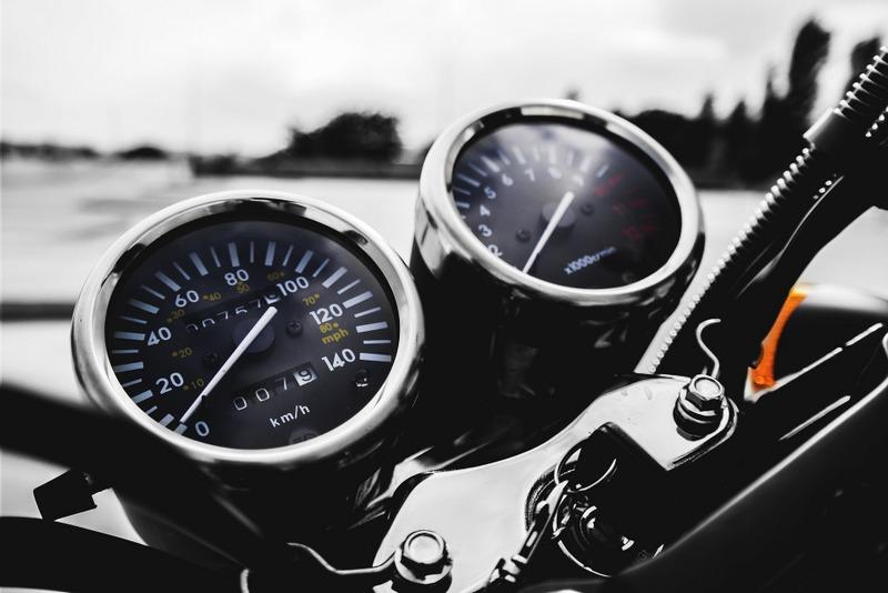 Take a motorcycle trip
