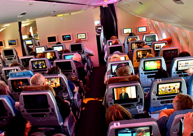 Flight Singapore Airlines