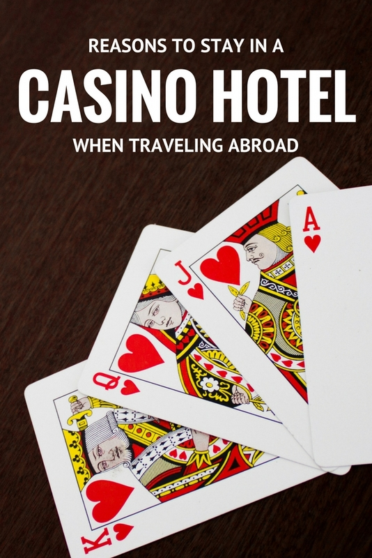 With luxury accommodation, cheap rates, and some of the tightest security around, casino hotels can be some of the best hotels out there.