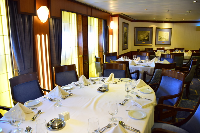 M/v Sea Spirit Food