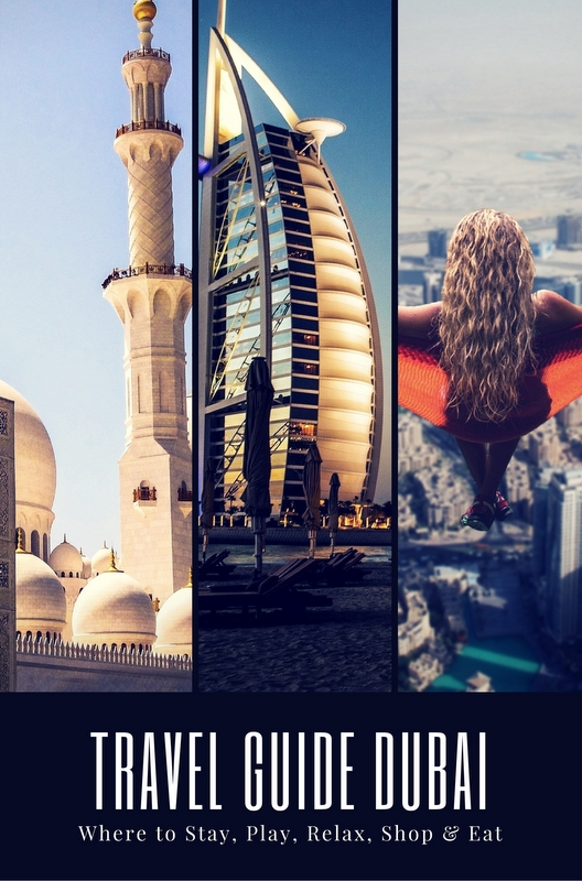 Perfect for travelers looking to unwind, indulge, and get a taste of the Middle East, the following is a travel guide to Dubai.