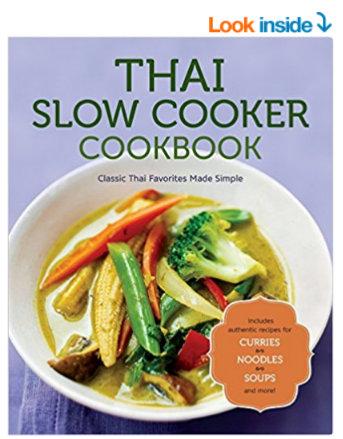 Amazon book thai food