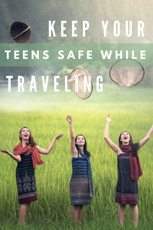 Holidaying with your teens is a great way to bond before they grow up and leave the nest, and taking them overseas can be an incredible family experience.