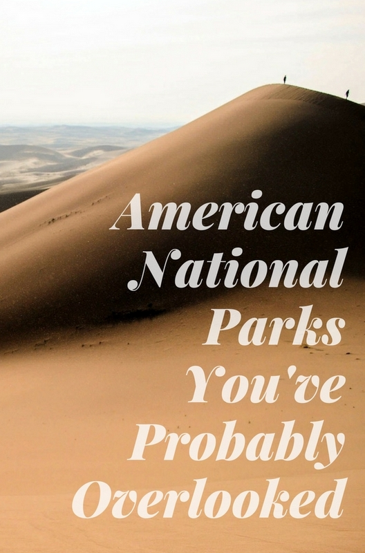 There are many parks that fly under the radar, that even Americans overlook.