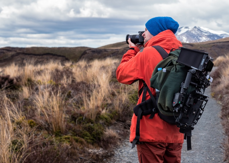 Traveler camera bag RF