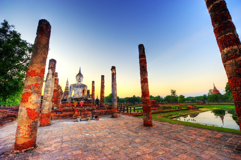 Wat Mahathat - Sukhothai