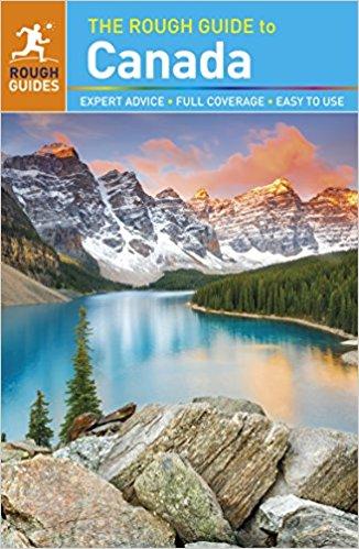 Canada travel guide Amazon