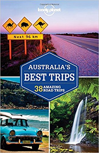 Australia travel guide Amazon book
