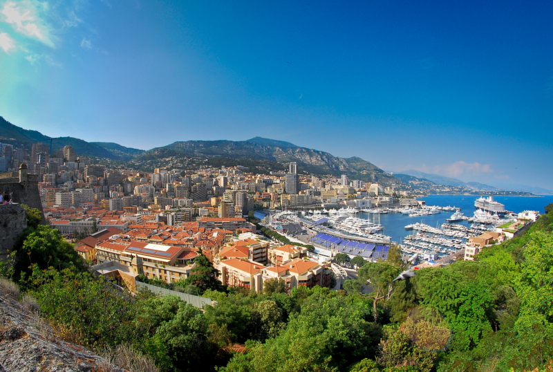 Experience the glamour of Monte Carlo