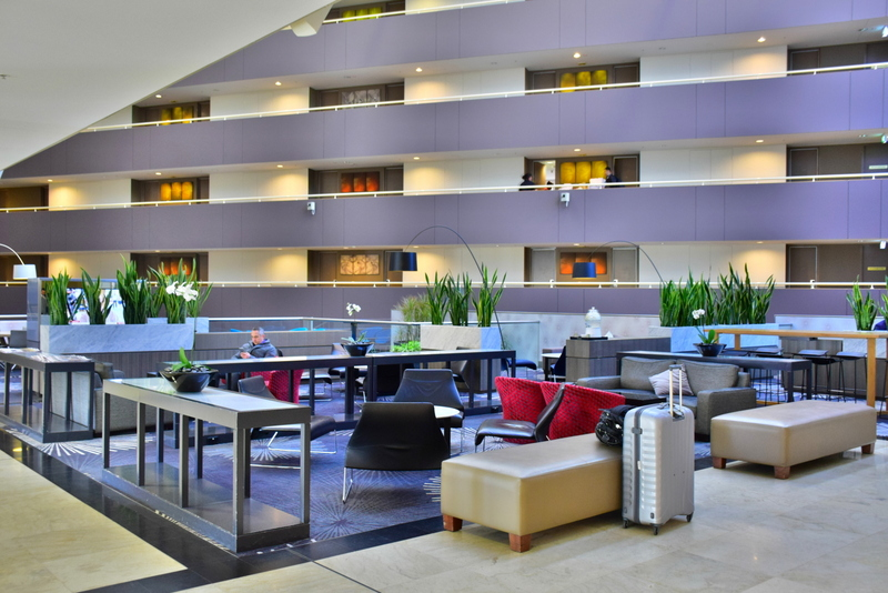 Crowne Plaza Canberra Hotel Review