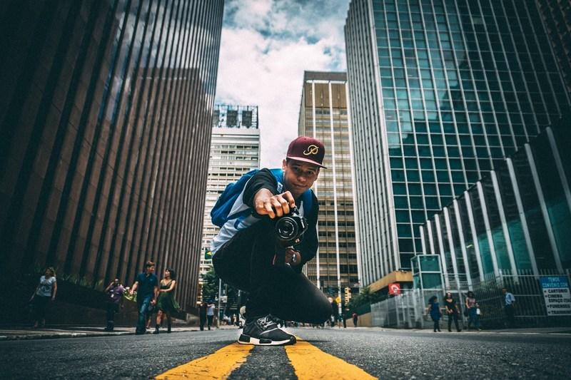 RF Street photography camera