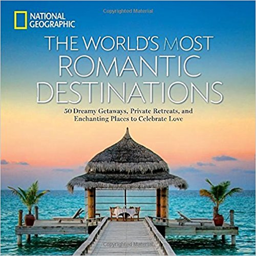 Romantic travel Amazon book