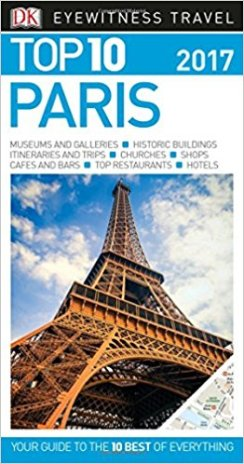 Paris Amazon Book