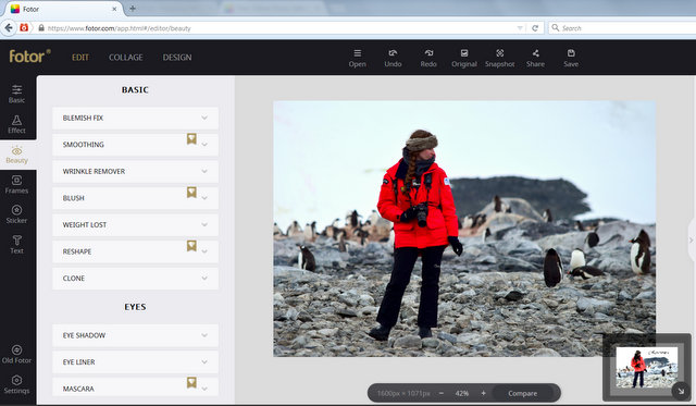 Editing Your Travel Photos- Use a Free Online Editor Like Fotor
