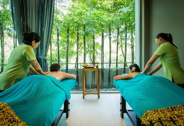 Four Elements Spa at MAI HOUSE Patong Hill