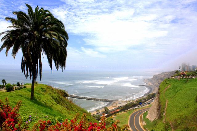 Miraflores Lima, Peru