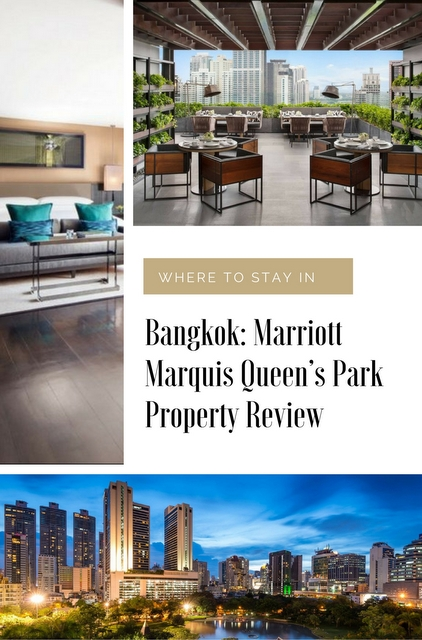 When staying in Bangkok, you can't go wrong with the Marriott Marquis Queen's Park. Deal Alert: Save 67% off your stay with deals from Luxury Escapes.