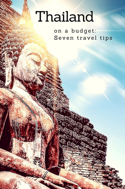 When traveling to an exotic destination, you may have to stick to a budget! Here are 7 budget tips for travel in Thailand!