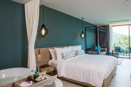 A Stay in Phuket's Newest Luxury Resort: MAI HOUSE Patong Hill Hotel Review