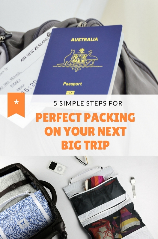 Somehow, packing always seems to end up as a last-minute rush. Here are some helpful tips to ensure you have everything you need the whole way.