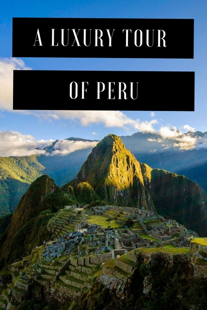 This is what you can expect on a tour with Luxury Escapes through the magic and wonder that is Peru. From the destinations, to the accommodation, wildlife, and food.