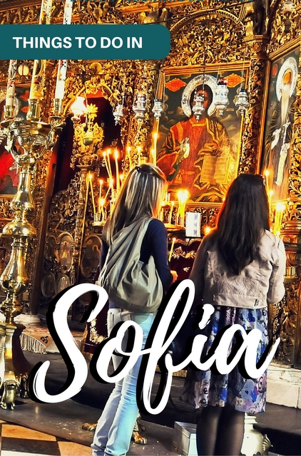 The following are unexpected things to do and see in Sofia.