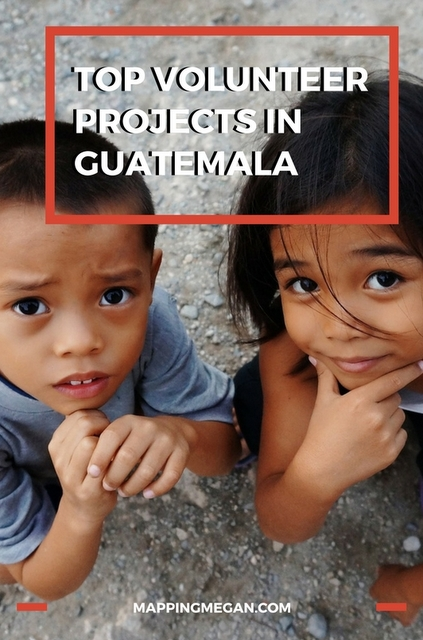 Check out these top volunteer projects in Guatemala, and make your next trip a reason to get involved.