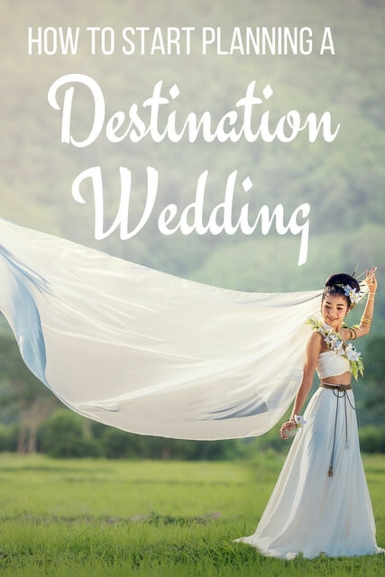 Here's how to tailor your destination wedding to the last luxury detail; a guide to what you need to know to start planning for your incredible day.