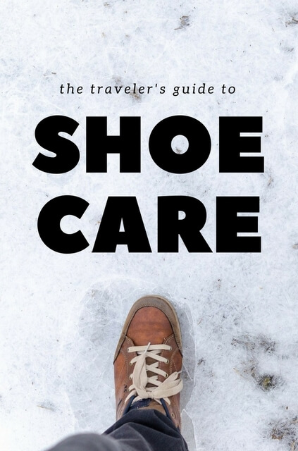 For anyone who has ever ruined their shoes, or stunk out their luggage, the following are effective tips for taking care of your shoes while traveling.